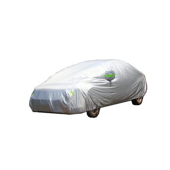 Funda para proteger el coche Auto accessories high quality polyester car cover in automatic car covers