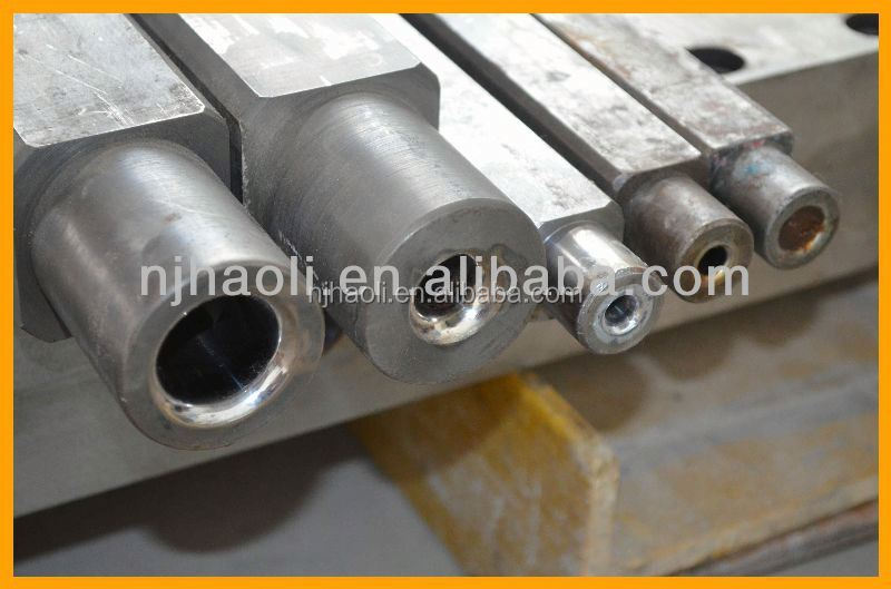 frp epoxy rod pultrusion mould