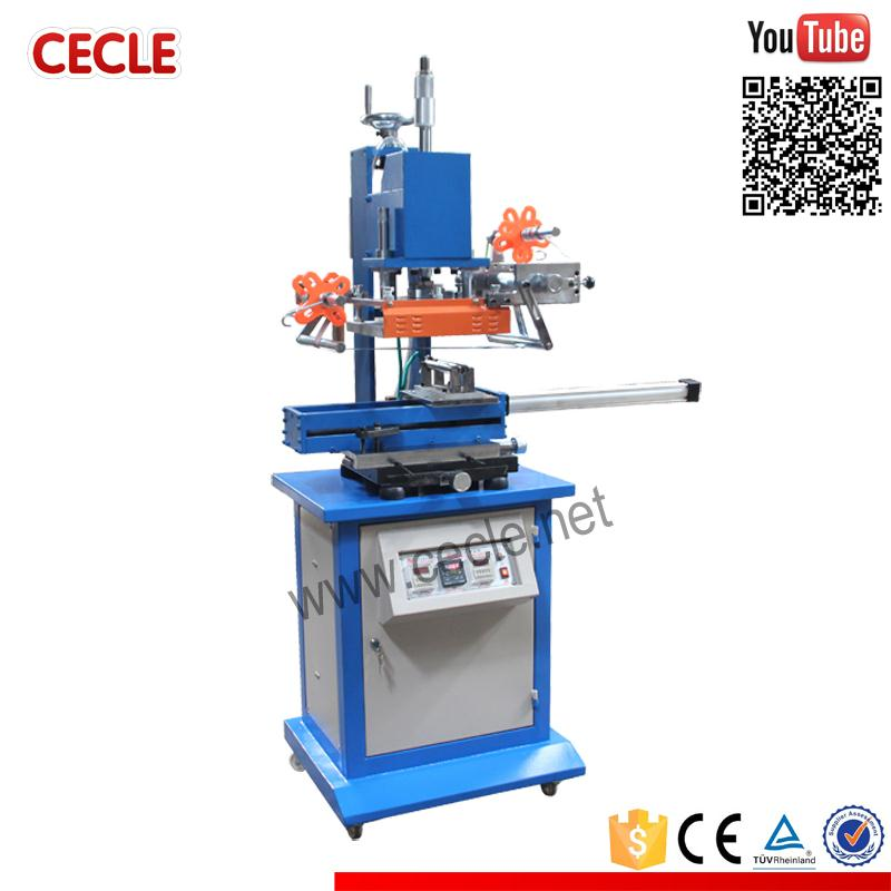 Efficient security seal printing machine