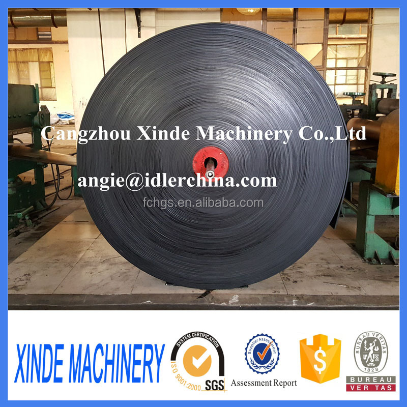 Rubber conveyor belt/EP conveyor belt/abrasive resistant conveyor belt