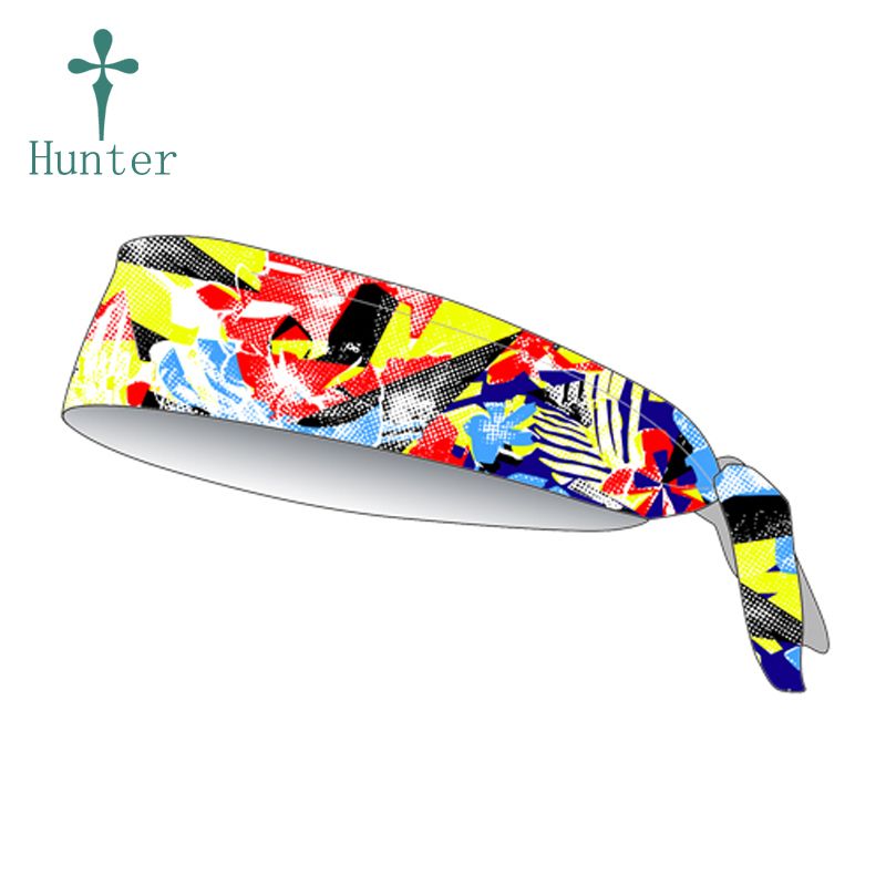 Promotional Wholesale Custom Headband Fitted Sport Gym Headband