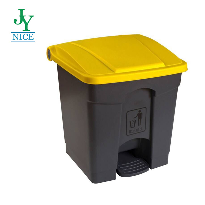 replacement plastic waste bin red garbage bins philippines 30L