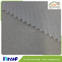 100 polyester warp knit woven fusible interfacing fabric for men wear