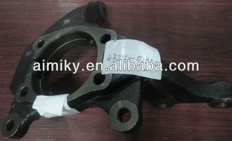 Brand New Steering Knuckle for TOYOTA COROLLA ZRE15 43211-02200 43212-02200