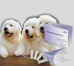 CPV Rapid Test For Animal Disease Tests(Ag) Cassette