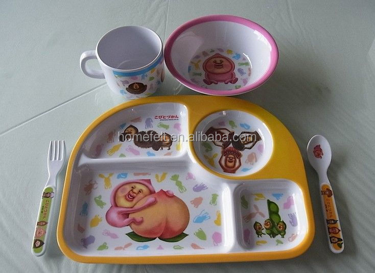 Custom others tableware with decal
