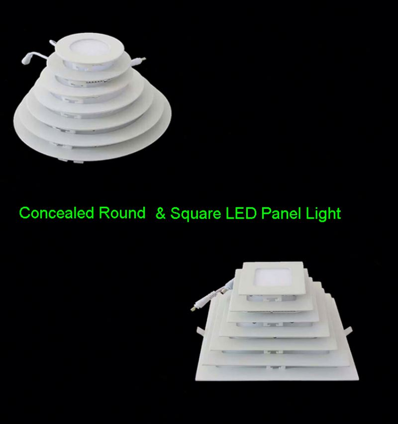 Energy Saving High Power 35W Led Bis Approved Wall Monted Surface Mounted Led Panel Light
