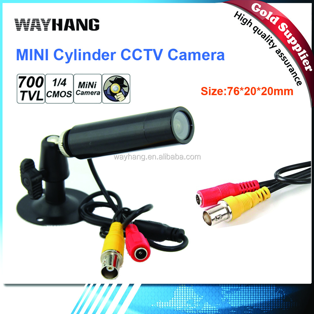 Mini Security CCTV <strong>Camera</strong> Outdoor Waterproof Bullet Sony 700TVL <strong>Camera</strong> CMOS Color 8mm Lens For Analog CCTV DVR WAYHANG