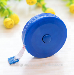 Portable Leather Folding Tape Measure