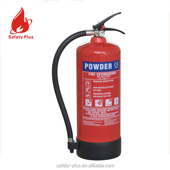 Abc Fire Extinguisher >> Factory Sale 6kg Portable Abc Dry Chemical Powder Dcp Fire Extinguisher View Powder Fire Extinguisher Safety Plus Product Details From Safety Plus