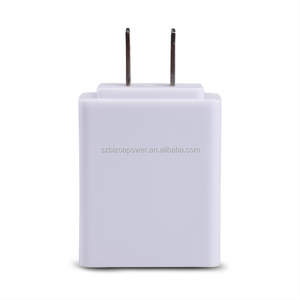2017 hot selling Single Port USB Wall Charger 2.0A quick Charging Pocket Charger For Mobile Phone