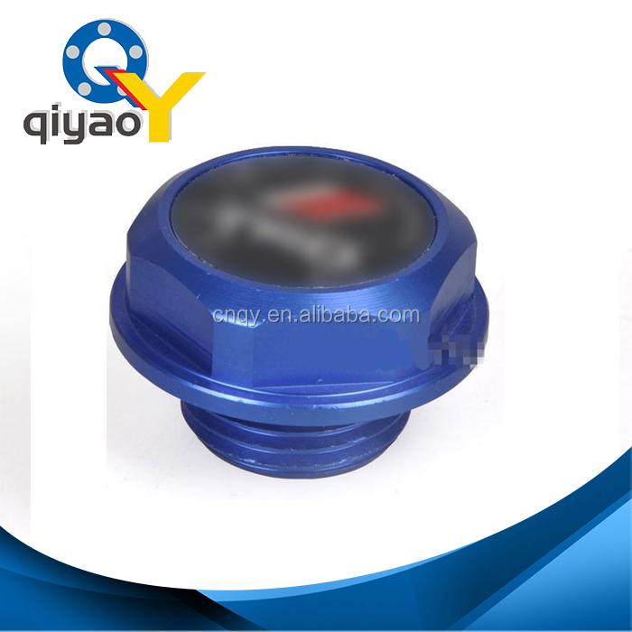 Purple Mugen Car Engine Oil Fuel Filler Filter Tank Cap Cover Plug For Honda
