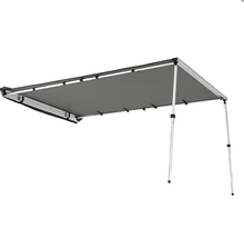 4WD SIDE AWNING 2.5M x 2.5M ROOF TOP 4X4 CAR RACK
