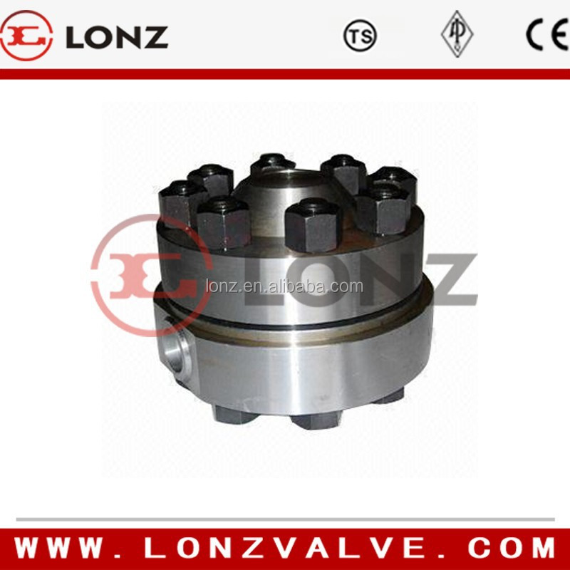 Disc Type Steam Trap Of High Temperature and Pressure