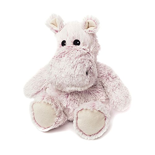 Warmies Cozy Plush Marshmallow Limited Edition Hippo Microwaveable Soft Toy