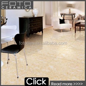 Latest Living Room Polished Porcelain Floor Tiles 60x60