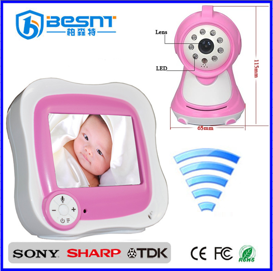 china supplier Security System Surveillance Wireless baby movement monitor (BS-W233)