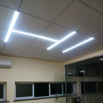 Super Led-panel Licht Nachrüstung Deckenrasterlicht Led-linie Mit Ul 5 UA54