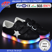 popular fashion kids led shoes for children
