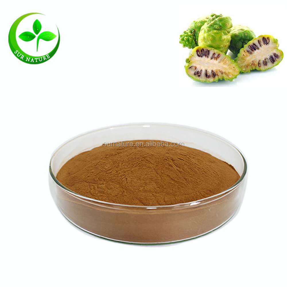 Supply pure noni extract poeder, noni extract van verse noni fruit