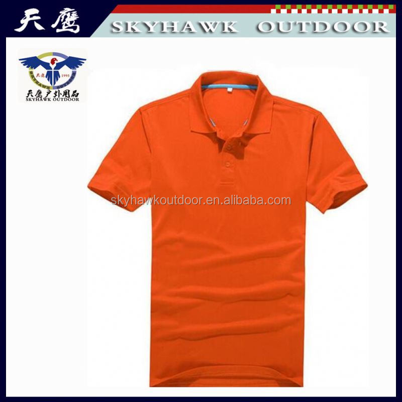 Men's Apparel Cotton Bulk Polo Shirt Factory