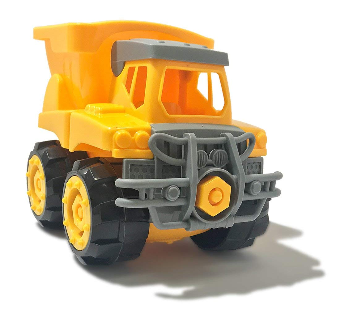 Buy Rev  U0026 Go Tractor And Dump Truck Set  Green