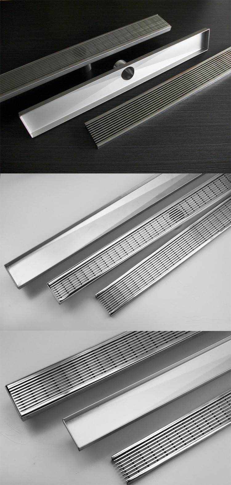 2017 durable stainless steel garage decorative types of floor 2017 durable stainless steel garage decorative types of floor drain outdoor linear drain