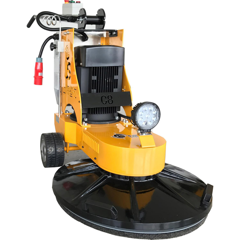 C8 Terrazzo Floor Stone Polishing Machine Concrete Polisher Buy Stone Polishing Machine Concrete Polisher Single Disc Floor Polisher Machine Product