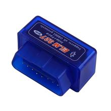 Scanner di diagnostica per auto automotivo escaner automotriz <span class=keywords><strong>Mini</strong></span> V2.1 <span class=keywords><strong>ELM327</strong></span> OBD2 ELM 327 Interfaccia Bluetooth Car Auto Scanner