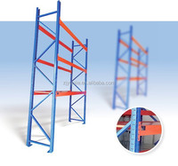 Metal Pallet Heavy Duty Rack Hardware Warehouse Shelf System For Factory and Industrial
