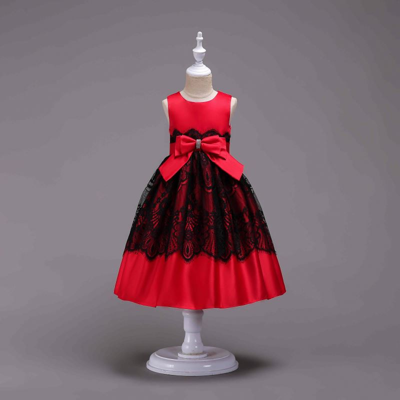 fe014b2c7e1e New Design Kids Dress Net Party Dress Party Wear Net Sarees