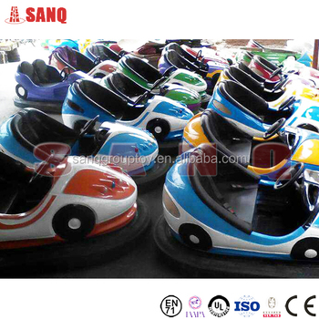 kids indoor rides electric bumper car in india