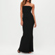Women's Night Tall Tube Sexy Maxi Dress