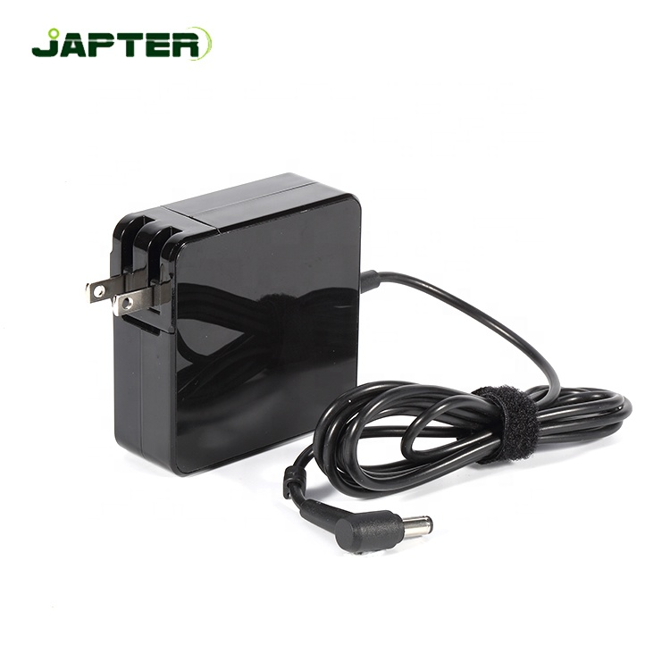 Eu plug 65 W 19 V 3.42A Laptop AC adapter oplader voor Asus PA-1650-93 PA-1650-78 ADP-65DW