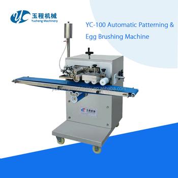YC-100 Automatic Egg brushing machine