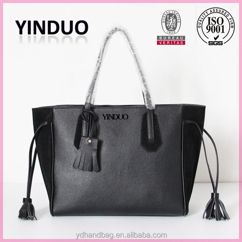 Online Shop Top Brand Lady Leather Bag In Guangzhou