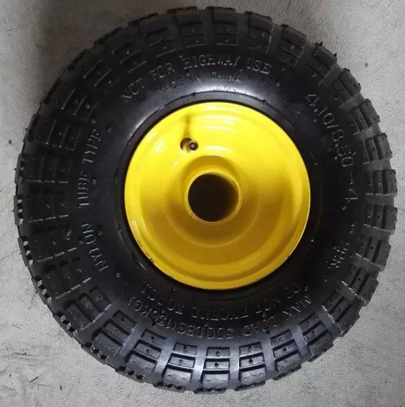 Roda Barrow Tire 4.10/3.50-4 Trolley Roda 3.50-4, Roda Pneumatik 3.50-4