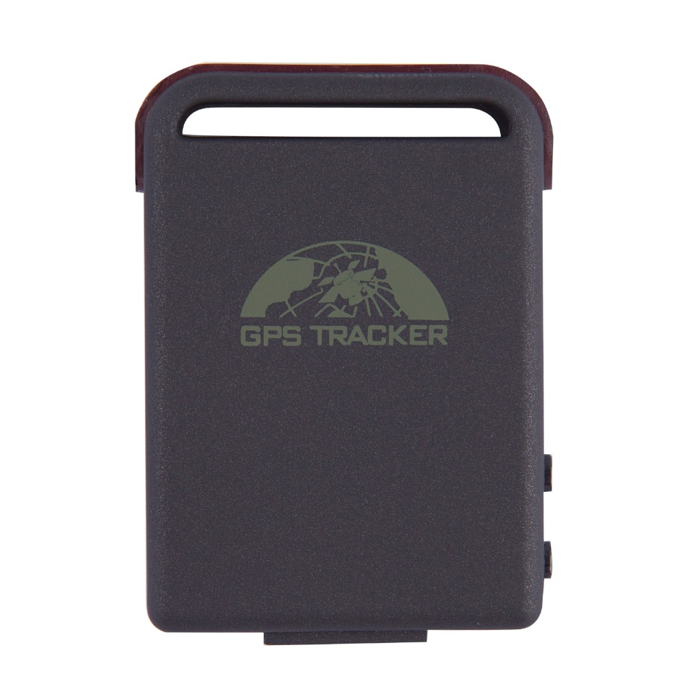 Wireless real time gps tracking device by web platform &mobile app GPRS google map online GPS person car tracker TK102