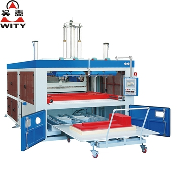 2017 High Competitive Full Automatic Acrylic Bathtub Vacuum Forming Machine Thermoforming