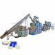 Toilet Soap Making Machine production line for soap manufacturing plant with price for sale with cold pressing process