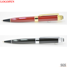 New design luxury high quality customized Printed pen brands moq50pcs and 3-4days finished for start long term business