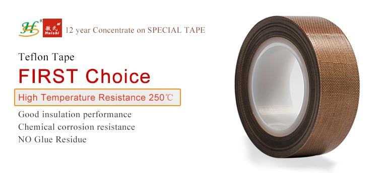 3m Teflon Tape Ptfe Perfect Heat Resistant Adhesive Ptfe