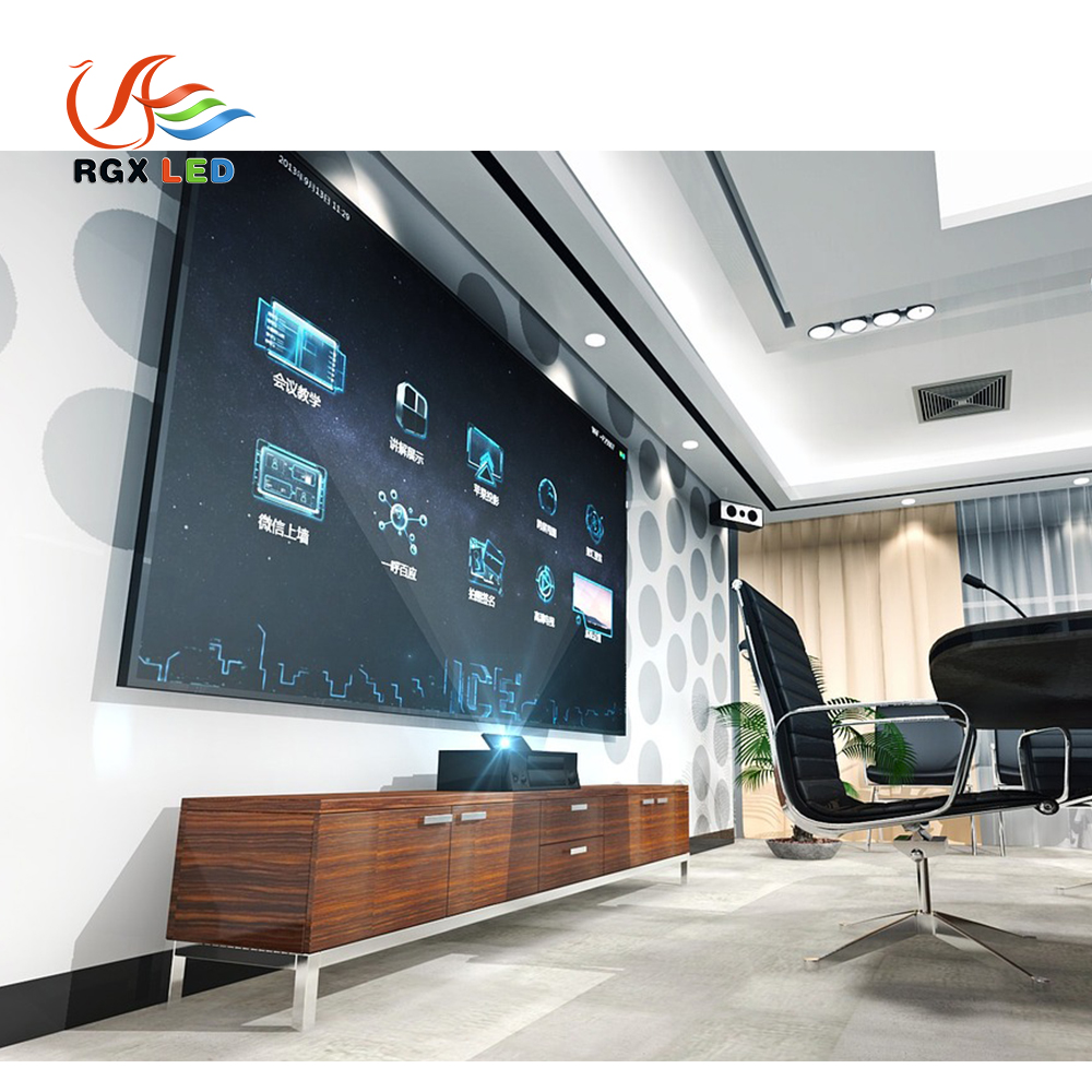 Factory Direct Sales Led Screen Gorgeous <strong>Video</strong> Hd 2.5Mm Indoor Advertising Giant Led Screen