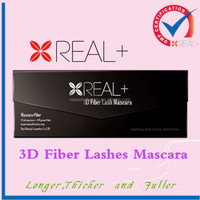 2015 most unique products from china best business opportunity REAL PLUS 3d Fiber lash Mascara