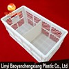 Plastic poultry egg crate basket box for transporting