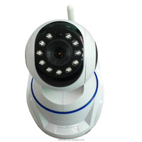 Home security wifi HD 720p baby monitor easy to install p2p ip camera