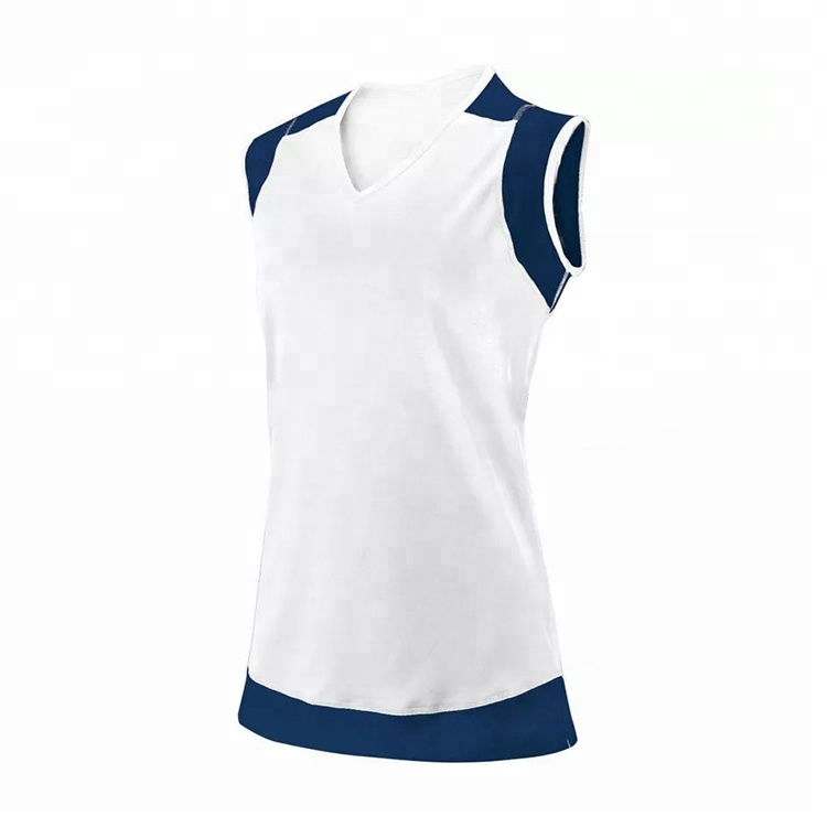 Oem Service Bright Color Volleyball Jersey