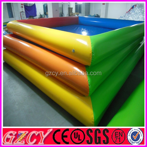 Easy Setting Inflatable Swimming Pool For Spa