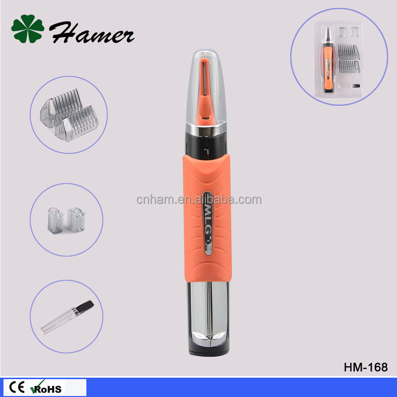 High Precision Nose Ear Electric Hair And Beard Trimmer