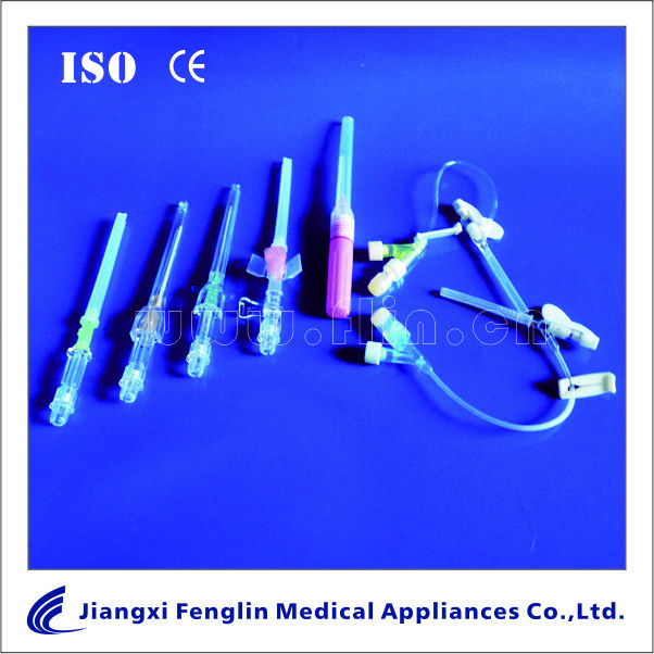 Types Of Iv Cannula